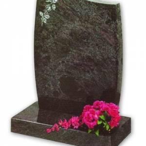 paradiso granite headstone