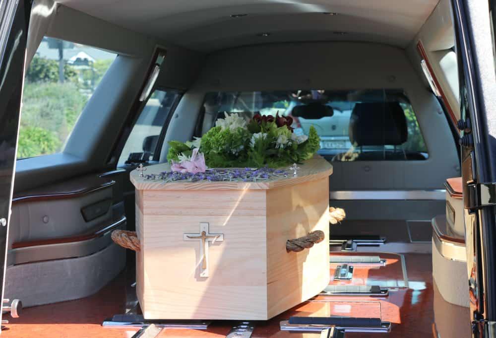 Funeral directors Cleckheaton