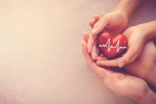 organ donor sharing a heart